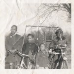 my mom, two of my aunts, and one uncle, when they were kids