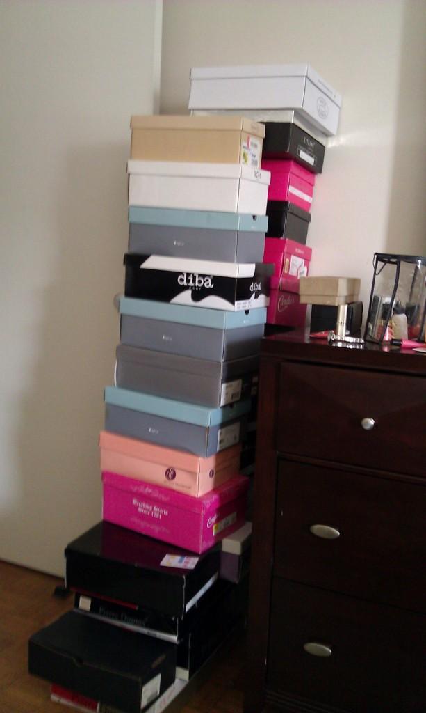 Black Shoe Boxes Wholesale Uk