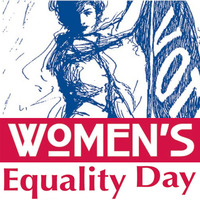Women's Equality Day Sticker