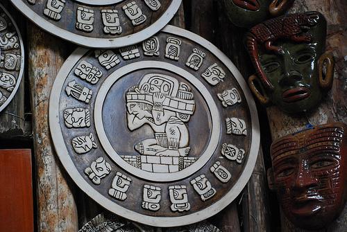 photo - mayan calendar