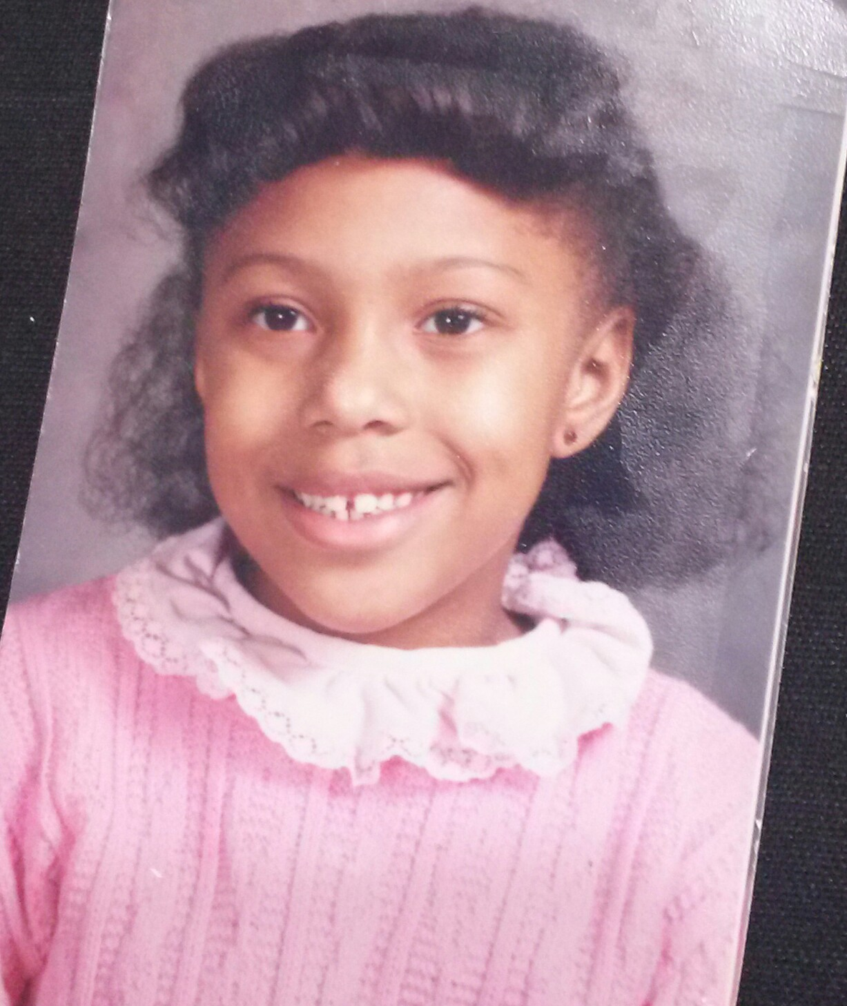 Me at age 5 or 6