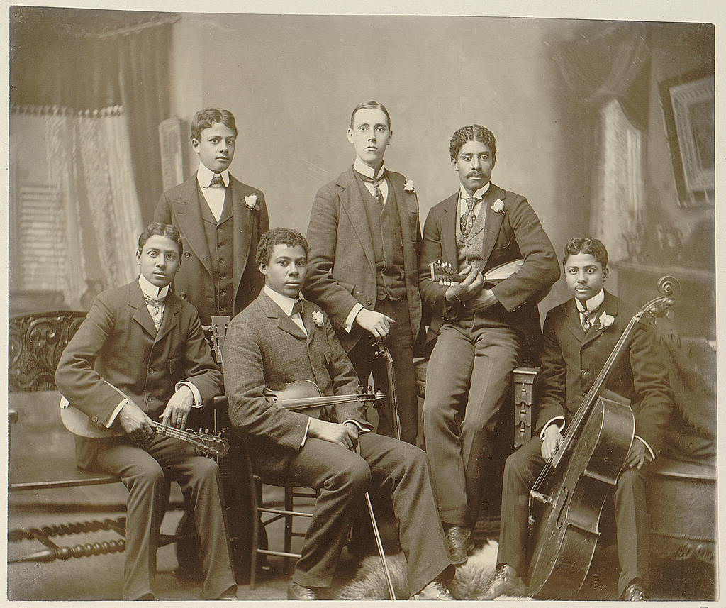Summit Avenue Ensemble, Atlanta, Georgia, Thomas E. Askew, 1899 or 1900. African American Photographs Assembled for 1900 Paris Exposition, Library of Congress.