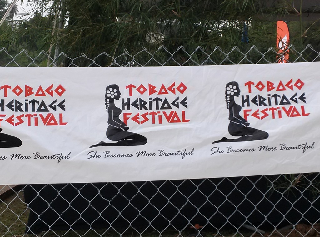 Tobago Heritage Festival Logo
