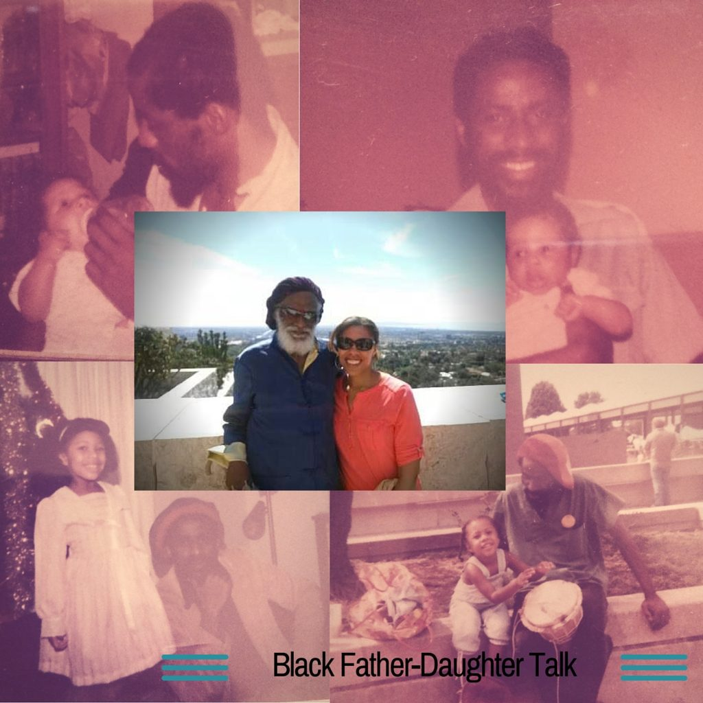 BlackFather-DaughterTalk